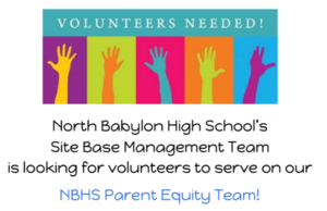 NBHS Parent Equity Team